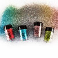 Cosmic Shimmer Sparkle Shakers Set - 4 Sparkle Shakers - 10ml eac-319317