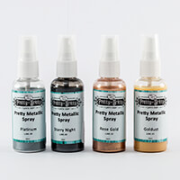Pretty Gets Gritty Metallic Shimmer Sprays Pick-n-Mix - Choose 4-321737