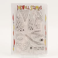 Inkwell Castles in the Air Stamp Collection - Includes 11 Stamps-324028