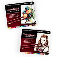 Spectrum Noir ColourBlend Pencils x 48 - Essentials and Primaries-324194