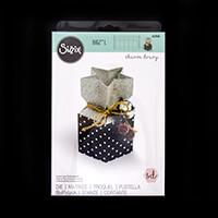 Sizzix® Bigz™ L Die – Christmas Favour Box-333901