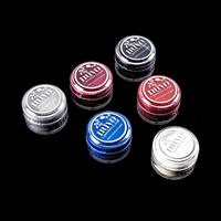 Set of 6 Tonic Nuvo Sparkle Dust - Raspberry, Silver, Black Magic-334639