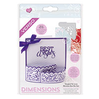 Tonic Dimensions Window Box Die - Entangled Terrace-334691