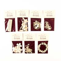 That's Crafty! Wycinanka Chipboard Embellishments - Approx 148-335480