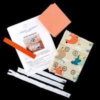 Design & Sew Oilcloth Washbag Complete Kit-336599