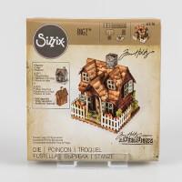 Sizzix Bigz Die by Tim Holtz - Village Bungalow-336797