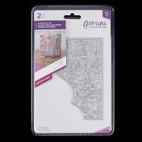 Gemini Create a Card Die Set - Rose Garden - 2 Dies-336890