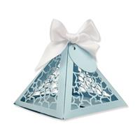 Sizzix® Thinlits™ Set of 4 Dies - Triangle Gift Box-337521