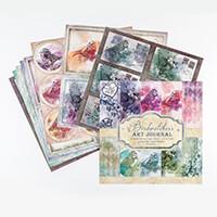 Samantha Braund Arts - Bird Watchers Art Journal 12x12