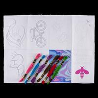 Craft Yourself Silly Stitch-onary Cording & Couching Pack - Templ-338894