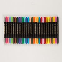 Pergamano Perga Colours - 30 x Water Based Markers-339657