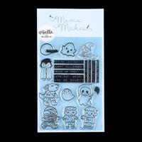 Mama Makes Monster Mashup Stamp Set - 18 Stamps-340086