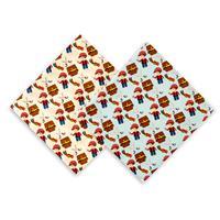 Perfect Occasions Set of 2 100% Cotton Fabrics - Pirate Island Co-342460
