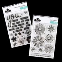Craftwork Cards Daisy Stamps Duo - 39 Stamps-343141