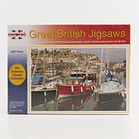 Mevagissey Harbour 1000 piece-343742