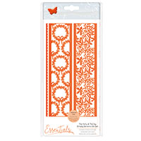 Tonic Essentials Simply Screen Die Set - The Holly & The Ivy - 3 -347480