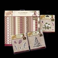 Sara Signature A Winters Tale - Classic Collection - 10 Dies  and-348209