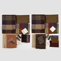 Fabric Affair Tweed Cushion Kit Duo - Dog & Cat - 100% Wool-353283