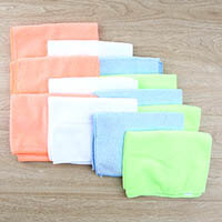 Ultimate Finish 12 x Assorted Ultimate Microfibre Cloths-355906