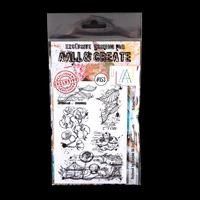 AALL & Create Stamp Set - Botanicals - 5 Stamps-358861