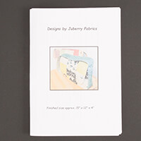 Juberry Fabrics Messenger Bag Pattern-361100