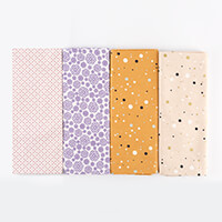Threaders Cut by Metre Fabric Mix up Bundle - 4m in total-364515