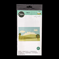 Sizzix® Thinlits™ Set of 8 Dies - Build a Landscape by Emily Toot-364924