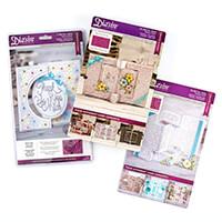 Die'sire Create a Card Dies - Circle, Shutter and Square - 45 Die-367181