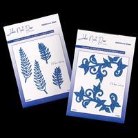 John Next Door Ferns and Leafy Flourish Die Sets - 6 Dies-368165