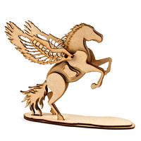 Samantha K Small 3D Pegasus - 20x22x21cm Wing to Wing-372404