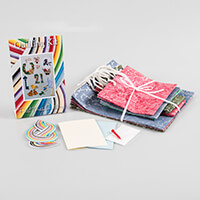 Special Occassions Quilling Kit and Gift Bag Pack-372459