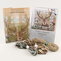Twilleys of Stamford Stag Tapestry Cushion Kit - 14