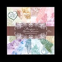 Samantha Braund Arts - Prospero's Ocean Kingdom Design Booklet - -374230