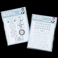 Sentimentally Yours 2 x Stamp Sets - Christmas Collection & Holly-374660