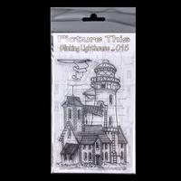 Picture This A6 Stamp Set - Blinking Lighthouse - 2 Stamps-376909