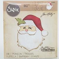 Sizzix Bigz Die - St. Nick-382789