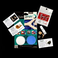 The PMC Studio Fossil Moulding Kit-389399