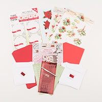 Add Some Sparkle Christmas Fusion Paper Embroidery & Hobbydots Ki-389400