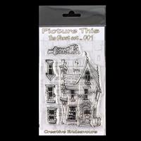 Picture This A6 Stamp Set 001 - 5 Stamps-390126