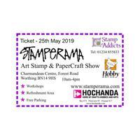 Stamperama Ticket - Worthing 25th May 2019-392910
