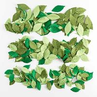 Craft Buddy 300 Assorted Leaves-392950
