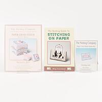 Nutmeg Guide & Butterfly Box Cross Stitch Kit-393163