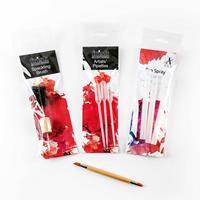 Inky Tools Kits - 1 x Brush, 3 x Spray Bottles, 1 x Wipeout Tool -393214