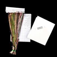 Thea Gouverneur Winter Bouquet Cross Stitch Kit-394497