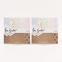 StickerKitten Bee Garden Set of 2 Paper Packs - 60 Sheets in Tota-395626