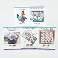 Quilter's Trading Post  5 Pattern Special-397060