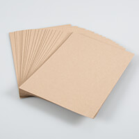 Crafter s Companion Brown Kraft A4 Card 280gsm   50 Sheets-400821