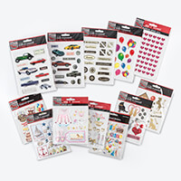 Paper Cellar - Set of 12 Embellishing Sticker Packs-405483
