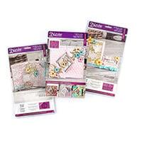 Die'sire Create a Card Dies - Centre, Stepper and Diamond - 41  D-406739