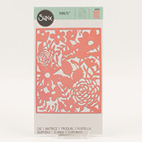 Sizzix® Thinlits™  Die - Country Rose-408585